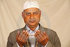 Old Man Muslim Stock Images - Image: 19138094