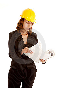 Looking Plans Royalty Free Stock Photos - Image: 19142028
