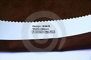 Brown Cotton Material Stock Photo - Image: 19142620