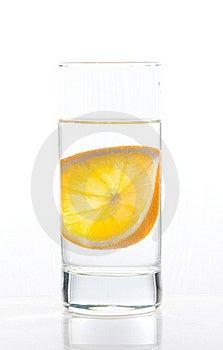 Water And Orange Royalty Free Stock Image - Image: 19142696