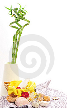 Cosmetics Composition Royalty Free Stock Photos - Image: 19142898