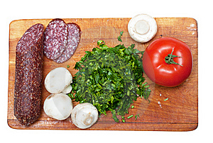 Ingredients Stock Image - Image: 19145971