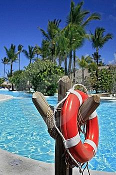 (1) Lifebuoy Czerwień Obraz Stock - Obraz: 19147711