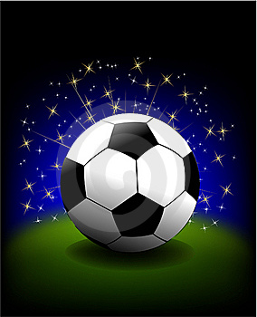 Football Background Stock Image - Image: 19149231