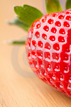Red Strawberry Royalty Free Stock Images - Image: 19149989