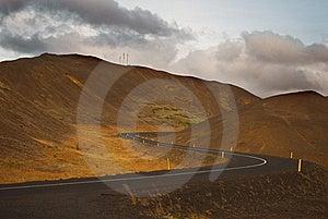 Iceland Landscape Royalty Free Stock Image - Image: 19157136