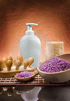 Skincare Set Royalty Free Stock Images - Image: 19159119