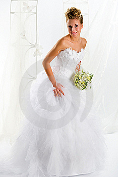 Beautiful Bride Royalty Free Stock Photo - Image: 19165765