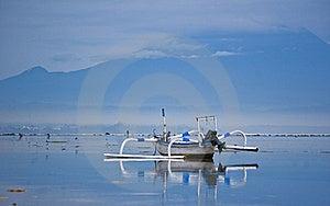 Sanur Beach Stock Image - Image: 19165881