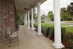 Front Porch Stock Photos - Image: 19166693