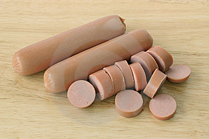 Sausages Stock Photography - Image: 19167492
