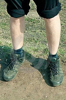 Feet Royalty Free Stock Image - Image: 19168626