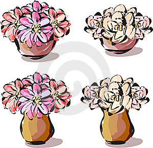 Flowers Royalty Free Stock Photography - Image: 19171757