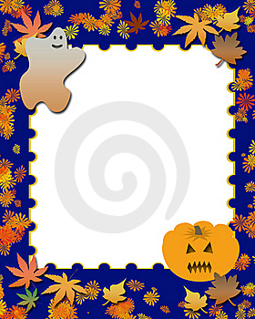 Halloween Poster Stock Photography - Image: 19172192
