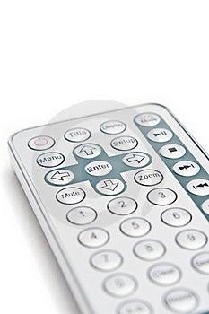 DVD Remote Keypad Royalty Free Stock Images - Image: 19173289