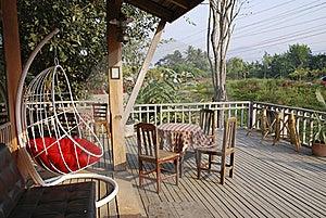 Garden At Thailand Stock Image - Image: 19174001