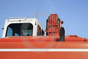 Mechanical Digger Cab Stock Photography - Image: 19174992