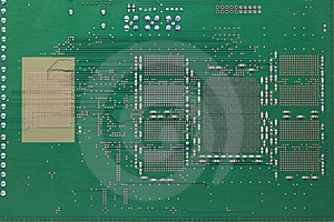 Electronic Board Royalty Free Stock Images - Image: 19175989