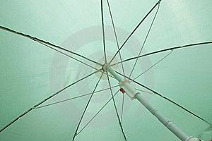 зонтик пляжа Стоковое Изображение RF - изображение: 19178926