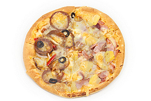 Pizza Royalty Free Stock Images - Image: 19182709