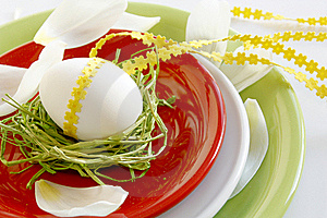 Easter Egg Royalty Free Stock Images - Image: 19185469