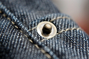 Rivet Close-up Stock Image - Image: 19185681