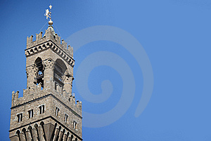 Vecchio Tower Royalty Free Stock Photography - Image: 19187067
