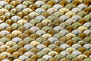 Shell Mosaic Background Royalty Free Stock Photos - Image: 19188468