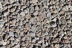 Lava Gravel Stock Image - Image: 19190501