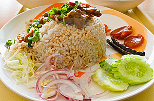 Thai Cuisine Royalty Free Stock Photography - Image: 19195017