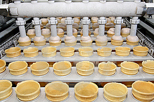 Ice-cream Stock Image - Image: 19195841