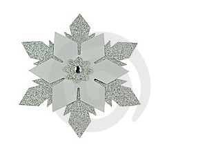 Snow Flake Stock Images - Image: 19196994