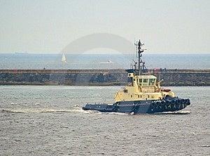 Tugboat Stock Photography - Image: 19199972