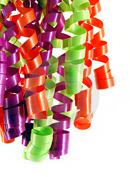 Colorful Ribbons Royalty Free Stock Photo - Image: 1922025