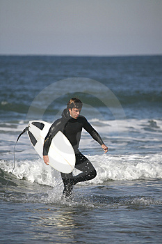 Surfer Portrait Stock Photography - Image: 1926452