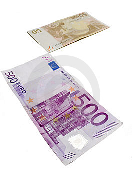 Euro Background Royalty Free Stock Photography - Image: 1928977