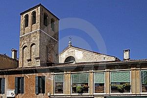 Venice, Church In Veneto, Italy Royalty Free Stock Photo - Image: 19200255
