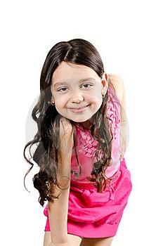 Happy Pretty Girl Stock Photos - Image: 19202183