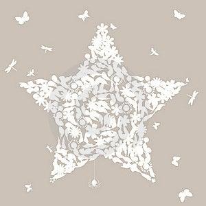 Natural Star Stock Photo - Image: 19203230