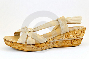 Sandal Royalty Free Stock Images - Image: 19207289