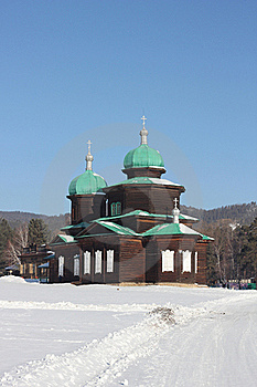 St. Nicholas Church Royalty Free Stock Images - Image: 19209539