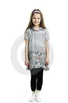 A Nice Girl Royalty Free Stock Photos - Image: 19213228