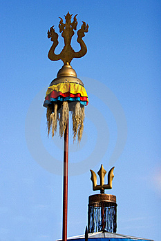 Inner Mongolia Worship Symbol Royalty Free Stock Photos - Image: 19213498