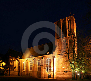 St. Nicolaas Church Stock Images - Image: 19213684