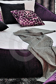 Bedding In Simple Style Royalty Free Stock Photo - Image: 19215475