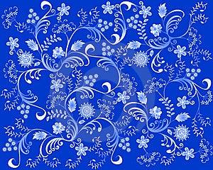 Ornate Pattern Royalty Free Stock Photo - Image: 19218205