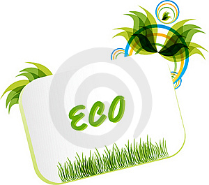 Eco Friendly Concept Frame Stock Photography - Image: 19219032