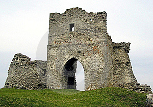 Ruins Of Old Castle Royalty Free Stock Photo - Image: 19219195