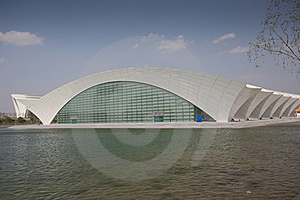 Shanghai Oriental Sports Center Stock Photos - Image: 19221743