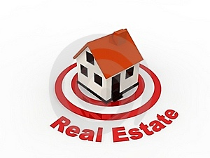 Real Estate Concept Royalty Free Stock Photos - Image: 19222408